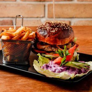 GRANTE burger