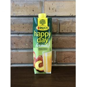 Rauch Happy Day Őszibarack 1.0 l