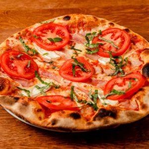 Pizza al Camembert